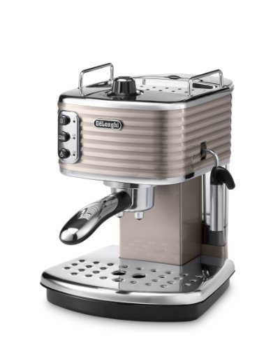 delonghi-ecz351bg-scultura-traditional-pump-espresso-coffee-machine-1100-w-champagne
