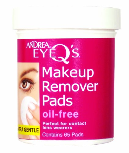 Andrea Eye Q'S 65'S Oil Free White