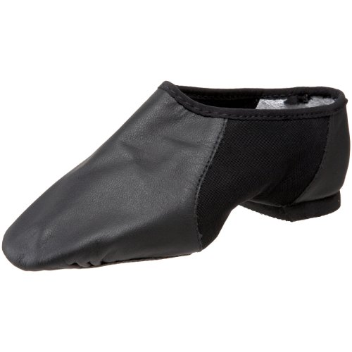 Bloch Dance Neo Flex Slip-On (Toddler/Little Kid),Black,12.5 N Us Little Kid front-1015092