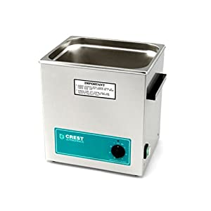 Crest CP1100T (CP1100-T) 3.25 Gal. Ultrasonic Cleaner with Timer