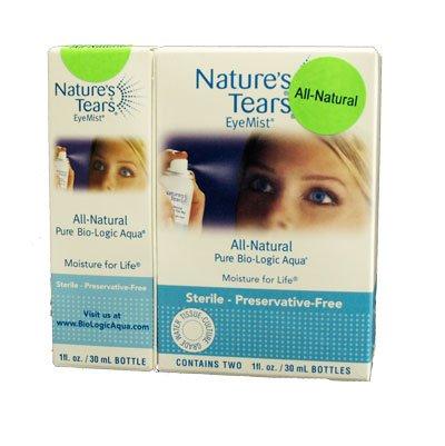 Natures larmes EyeMist - All Natural Mega Set