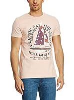 Galvanni Camiseta Manga Corta (Rosa)
