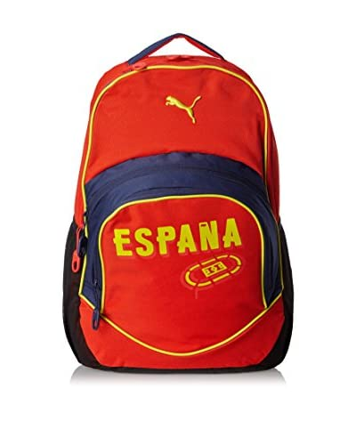 PUMA Men's Espana World Cup Ball Backpack, Red