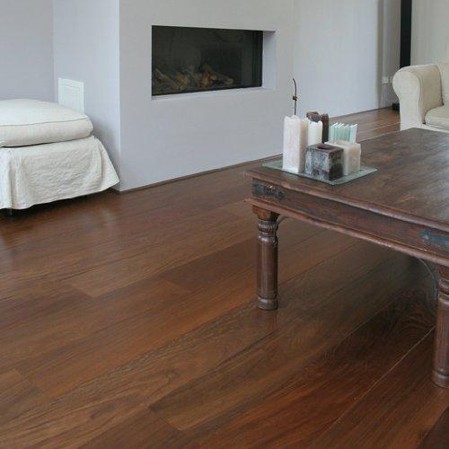 Solid Brazilian Walnut Hardwood Flooring: Brazilian Walnut Lapacho Solid Prefinished Wood Flooring