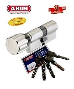 ABUS XP2S ProfilKnaufzylinder Länge Z45/K40mm mit 5 Schlüssel  BaumarktKundenbewertung: