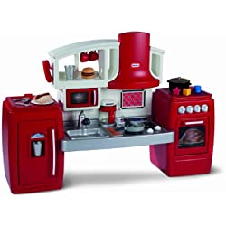 Little Tikes Cook N Grow Kitchen (Red)