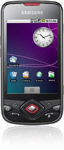 Samsung Galaxy I5700 Handy (Android Betriebssystem, Touchscreen, Kamera) metallic-black