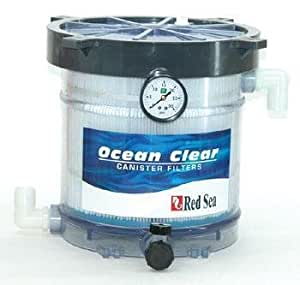 Red sea fish pharm are80340 ocean clear model for Amazon fish tank filter