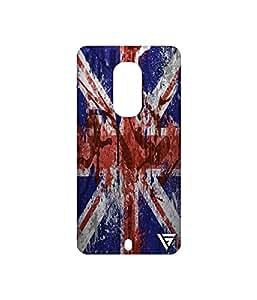 Vogueshell English Flag Printed Symmetry PRO Series Hard Back Case for Motorola Moto X2