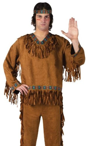 Fun World Men's Native American Adult Costume