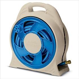 Ames 2370100 Cassette Hose Reel, Blue