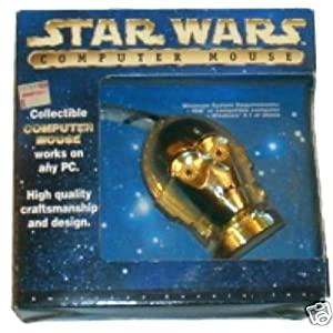 Star Wars C-3PO Mouse
