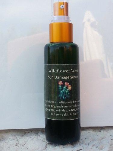 Wildflower West Sun Damage Serum 50ml