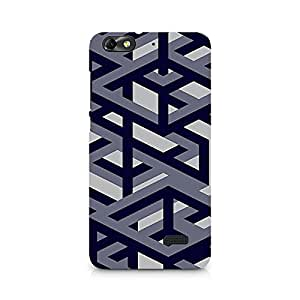 Mobicture Industrial Pipes Premium Printed Case For Huawei Honor 4C