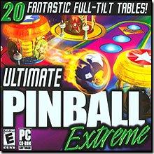 Ultimate Pinball Extreme (Jewel Case)