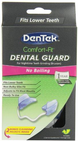 Kit DenTek Comfort Fit Garde dentaire