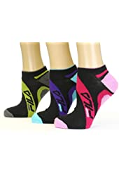 FILA Women's 6-Pairs Low-Cut Socks - Colors Available