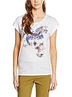 Annarita N Camiseta Manga Corta (Blanco)