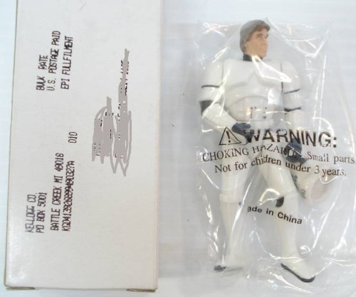 Star Wars Kellogg Mail-Away Han Solo as Stromtrooper