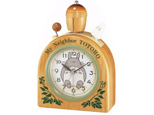 My Neighbor Totoro clock Totoro R455N4RA455MN06