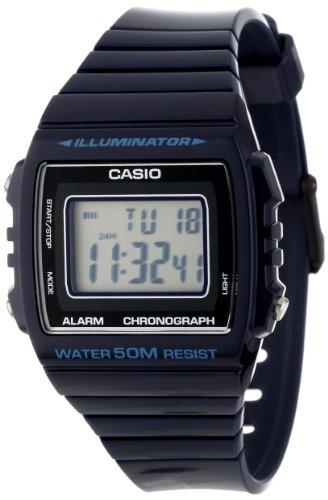 Casio Kids W215H-2A Classic Digital Stop Watch
