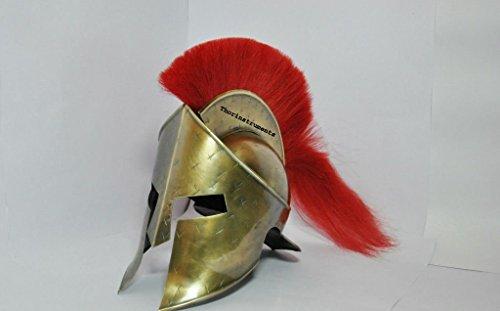 thor-instrumentos-co-leonidas-de-300-casco-antiguo-acabado-en-laton-antiguo-con-rojo-plume