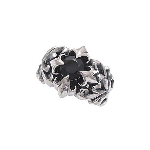 シルバーアクセサリー シルバーリング 指輪 メンズ リング フレア r0502 【19号】