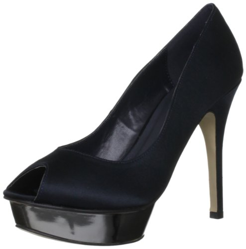 Paco Mena Women's Lech Navy Special Occasion Heels 05060X705 4 UK