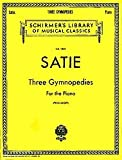 img - for 3 Gymnopedies: Piano Solo book / textbook / text book