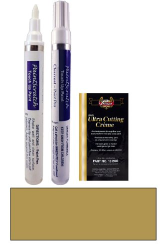 1999 Chevrolet Blazer Gold Metallic 60/WA398E Touch Up Paint Pen Kit by PaintScratch - Original Factory OEM Automotive Paint - Color Match Guaranteed