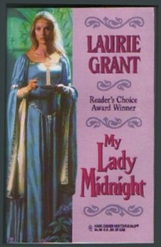 My Lady Midnight (Harlequin Historical, No 340), LAURIE GRANT