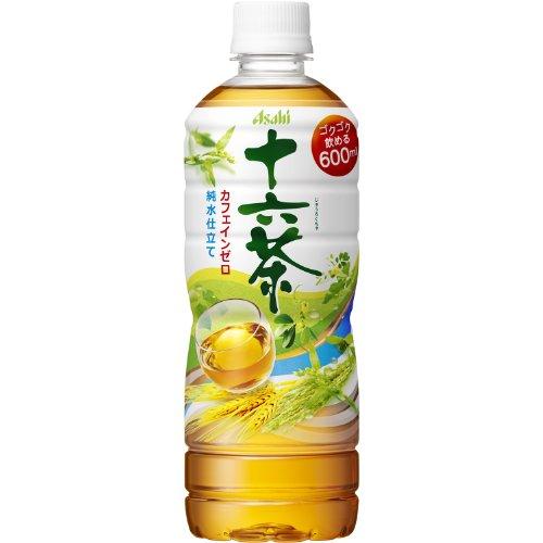 アサヒ 十六茶 PET増量ボトル 600ml×24本