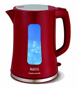 Morphy Richards 120002 Accents Brita Filter Kettle - Red