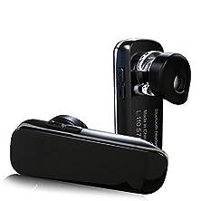buy Aisport Neutral Wireless Bluetooth V3.0 Headset Earphone (Black)