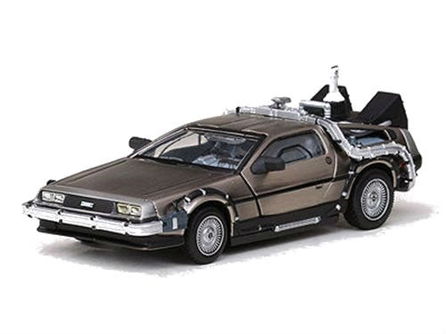 ★【サンスター/ビテス】(1/43)デロリアン DMC-12 「Back to the Future」 Part II(24010)VITESSE