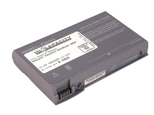 Compaq presario v2000 cto notebook pc