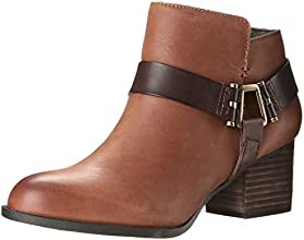 Aldo Women's ARIELLE City Ankle Boot, Cognac, 6.5 B US