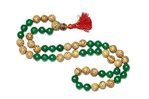 Meditation Japamala Chakra Malabeads Love Prosperity Mala Necklace