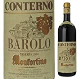 バローロ モンフォルティーノ ジャコモ コンテルノ 2005 赤 750ml