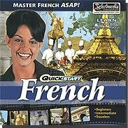 QuickStart French Audio CD