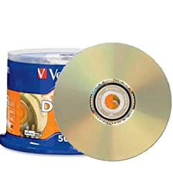 NEW DVD-R 4.7GB 16X LIGHTSCRIBE 50PK SPN (DVD -- DVD-R/RW)
