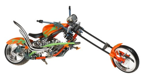 K'Nex Paulie's Super-Stretch Bike