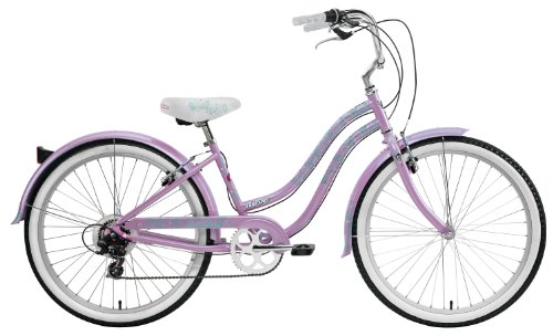 Nirve Ladies Beach Blossom 7 speed Bicycle