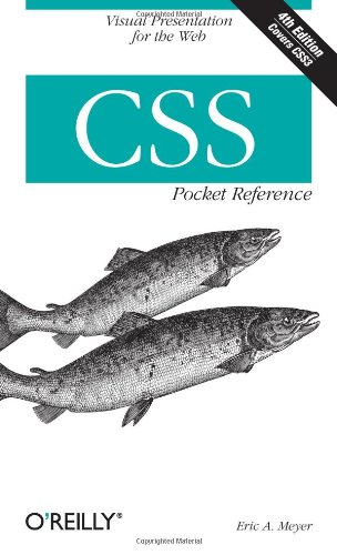 CSS Pocket Reference 1449399037 pdf
