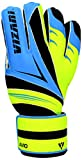 Vizari Avio F.R.F Glove, Blue/Green, Size 10, 10/Blue/Green