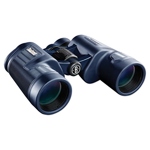Bushnell 8X42 Black Porro Bak-4, Wp/Fp, Twist Up Eyecups, Box 6 L
