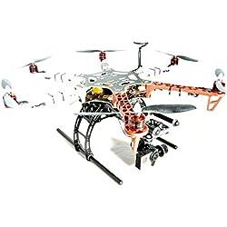 DJI F550RTF AP Hexacopter Mit NAZA V2GPS, DX7schwarz & Zenmuse Gimbal