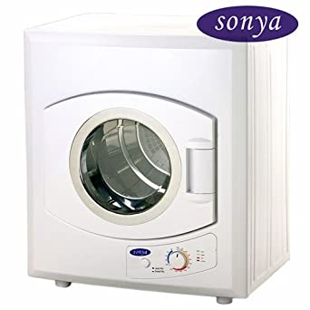 Amazon Com Sonya Portable Compact Small Laundry Dryer