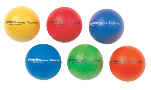 Champion Sports Super 90 Rhino Skin Ball Set (Champion Rhino Skin compare prices)