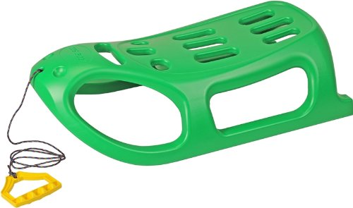 Vert-luge-plastique-Little-Seal-resistant-stable-h-260-mm